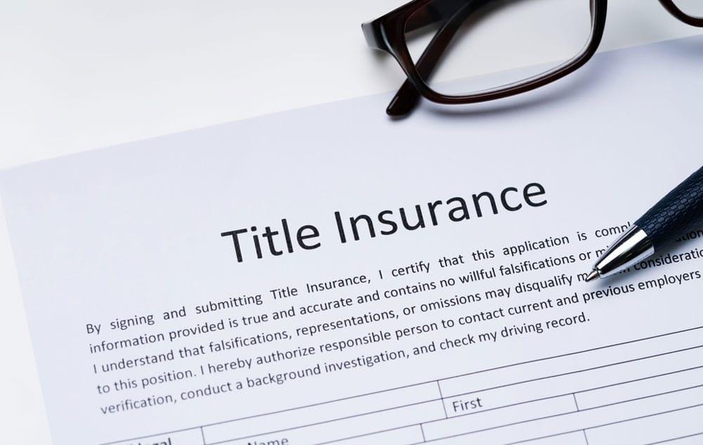 Lender's vs. Owner's Title Insurance