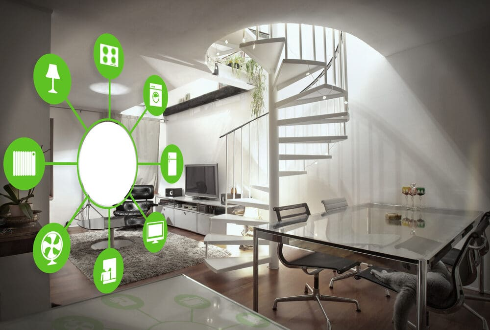 Building a New Home with Smart Technology