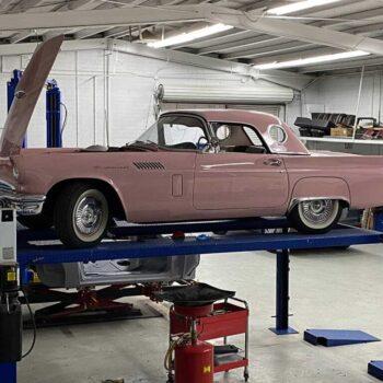 Classic Car Restoration Services in Phoenix, Arizona - Motorway Restorations