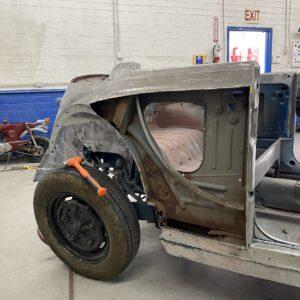 Vintage Car Restoration Services in Phoenix, AZ - Motorway Restorations