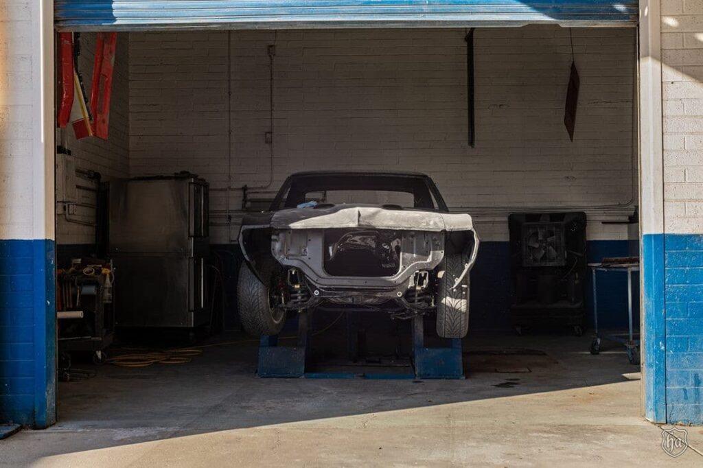 Classic Car Repair and Maintenance in Phoenix, Arizona - Motorway Restorations
