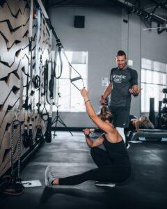 Creating Muscular Balance