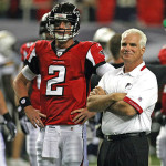 Dupla Matt Ryan e Mike Smith