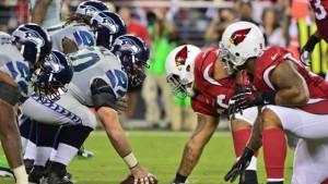 Cardinals recebem os Seahawks na última rodada