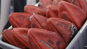 A questão das bolas murchas da final da AFC ainda rende