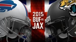 Bills e Jaguars jogam em Londres