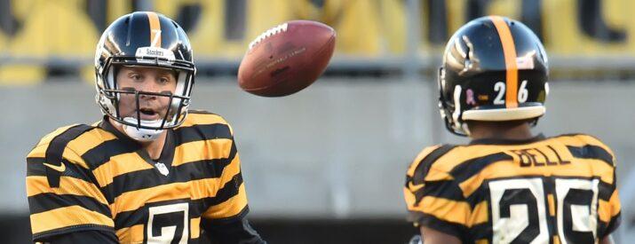 Dupla dos Steelers vai dar trabalho em 2015 - e ainda tem o Antonio Brown