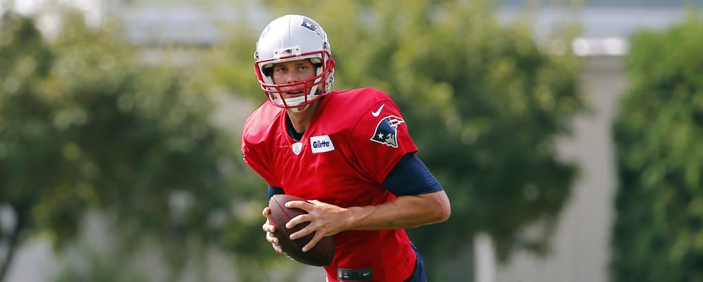 Ninguém está mais motivado para a temporada do que Tom Brady