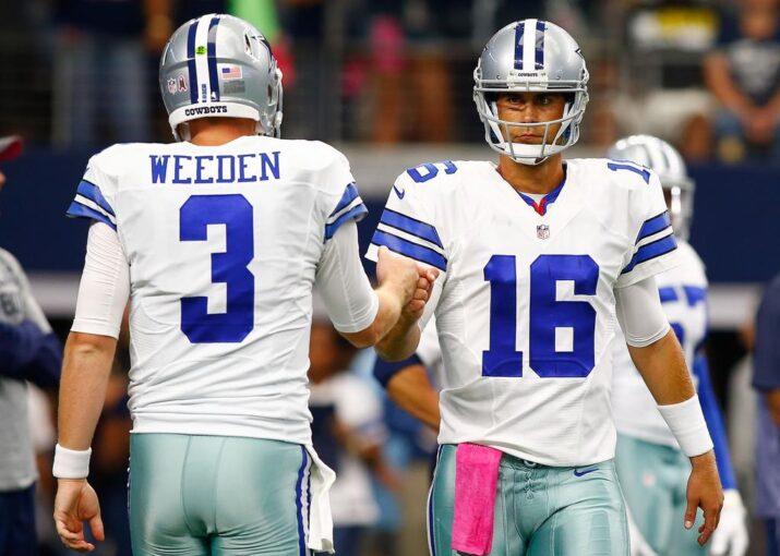 Cassel é o novo titular dos Cowboys até Tony Romo voltar