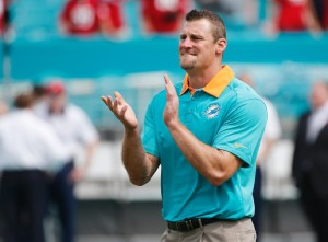 Dan Campbell mudou os Dolphins