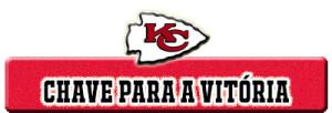 CHAVE PARA A VITORIA chiefs