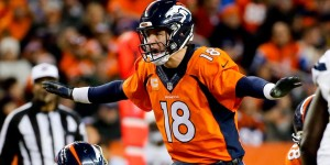 Manning ganhou a vaga e será titular dos Broncos nos playoffs