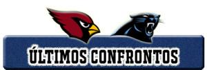 ULTIMOS CONFRONTOS cardinals panthers