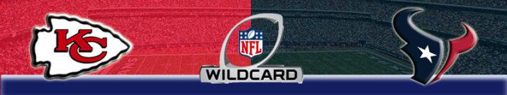 faixa wild card CHIEFS TEXANS