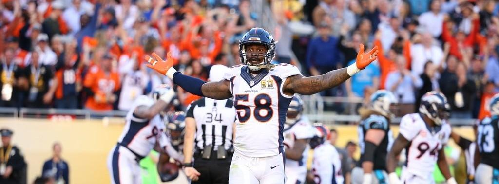 Von Miller: um monstro que comandou a conquista dos Broncos