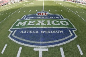 Estádio Azteca receberá mais um jogo da NFL