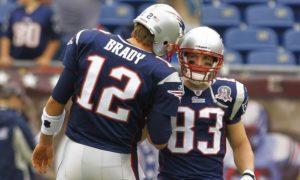 Brady e Welker vão se reencontrar