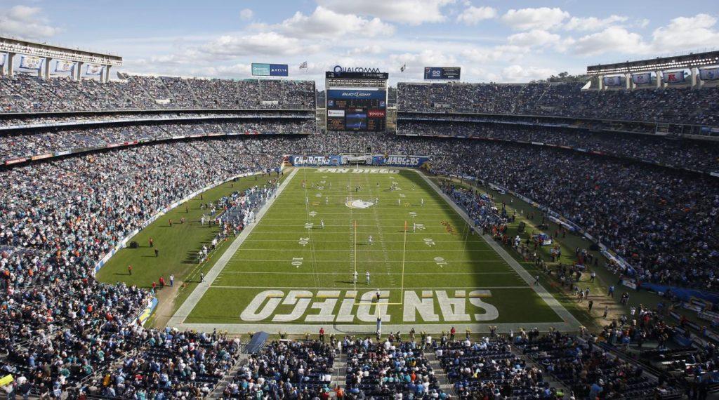Destino dos Chargers deverá ser longe de San Diego em 2017