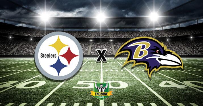 Pittsburgh Steelers x Baltimore Ravens na semana 5 prévia