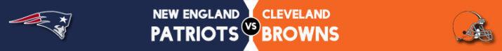 Ainda invicto, Patriots batem os Browns na 300ª vitória de Bill Belichick