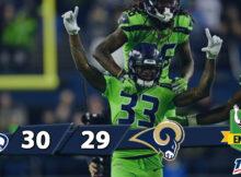 Seahawks vencem os Rams em Seattle com atuação brilhante de Russell Wilson