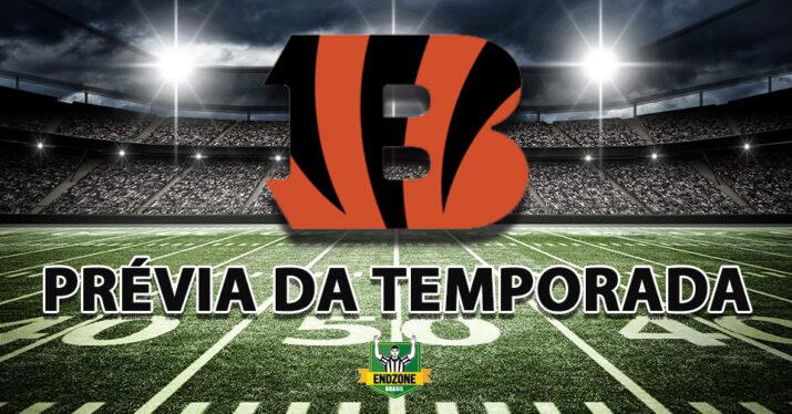 Prévia NFL 2020: Cincinnati Bengals