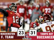 Bucs-Washington-Wild Card 2021