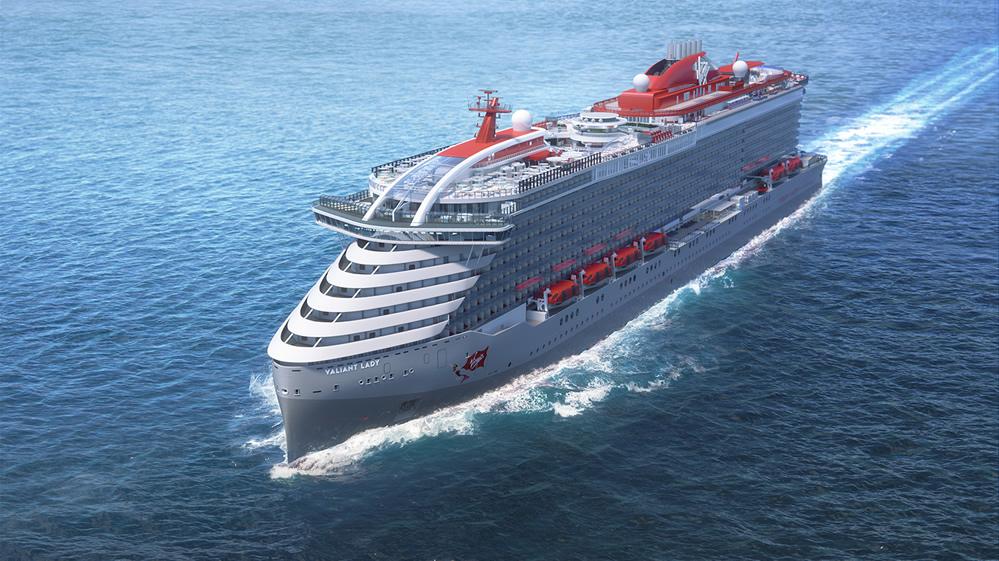 """New Foxy Ship """"Valliant Lady"""""""