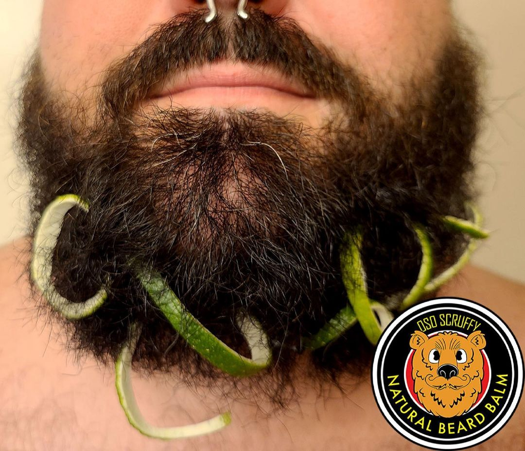 Oso Scruffy beard products