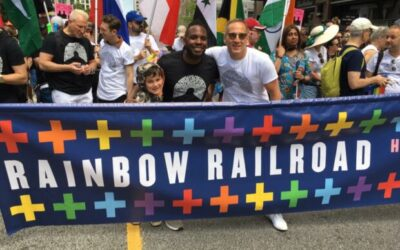 BEAR VOYAGES partners with Rainbow Railroad
