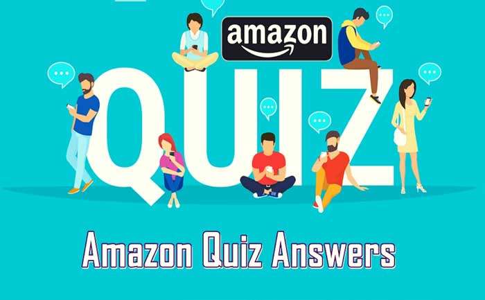 Amazon Quiz Answers 14 May 2020 – Win Rs.20000 Pay Balance