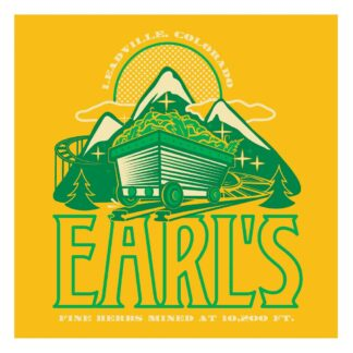 Earl's Mine Sticker