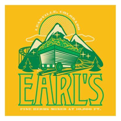 Earl's Mine Sticker