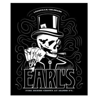 Earl's Skull Sticker