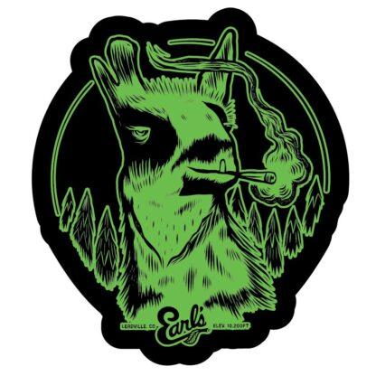 Earl's Taco Sticker