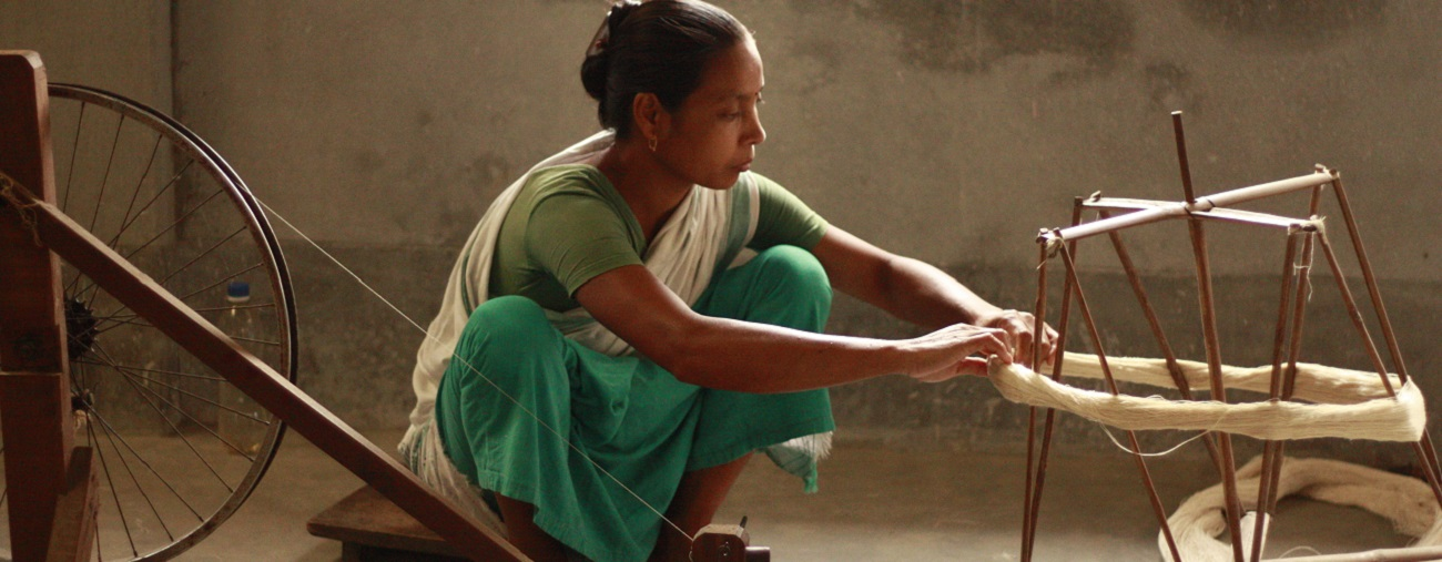 Silk Weaving Tradition of Assam