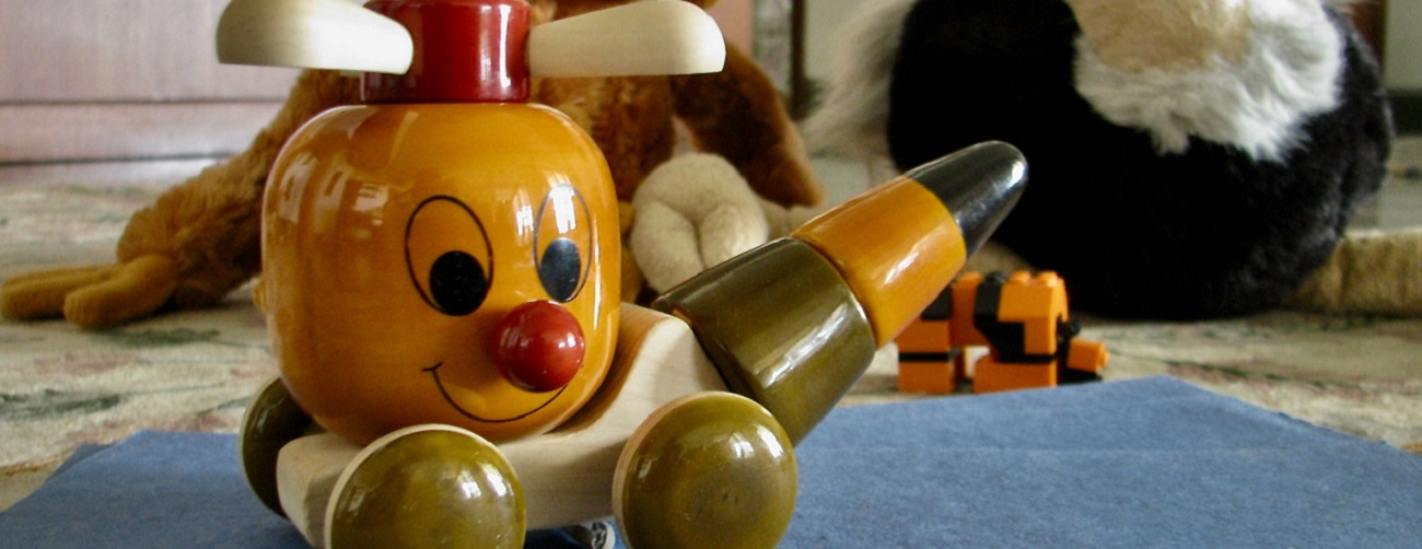 Channapatna Wooden Toys For Kids