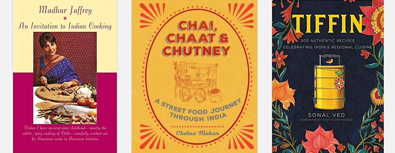 5 Essential Books on Indian Food and Cooking