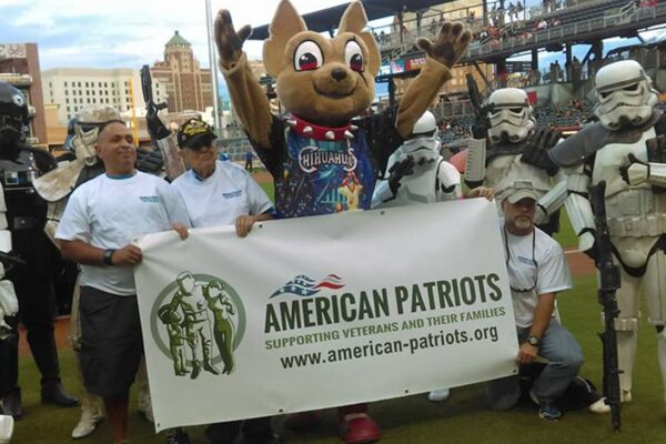 American Patriots Chihuahua's Game