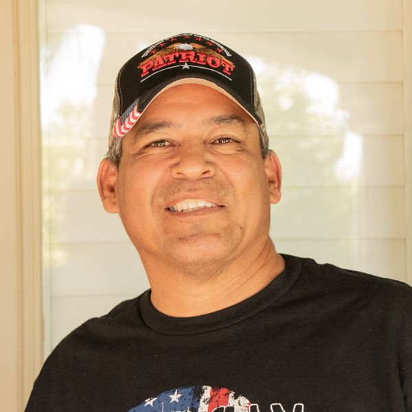 Hector Hernandez, Vice President of American Patriots at Shadow Mountain Lake