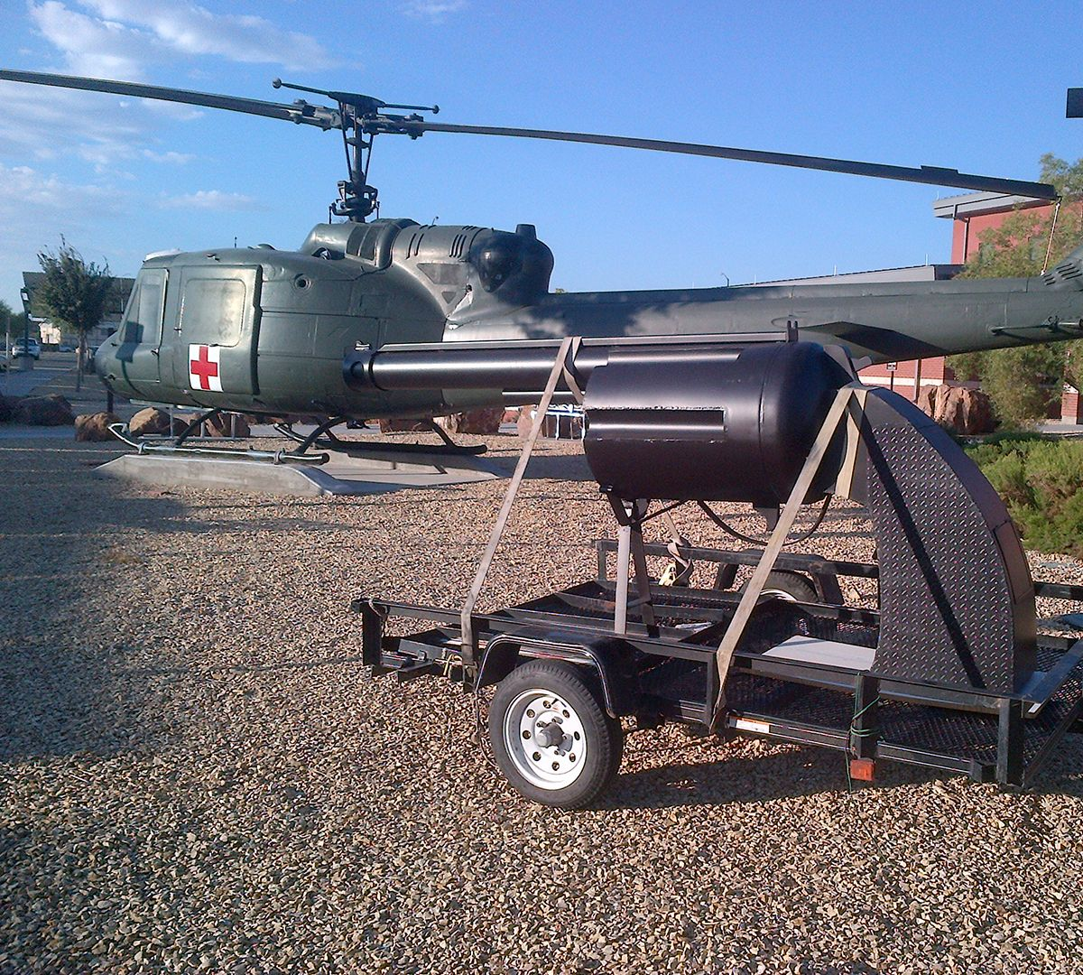 American Patriots Helicopter