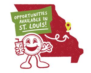 Goodcents logo with Missouri map of Kansas City