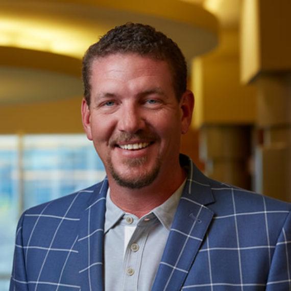 Dave Jones, Senior Vice President of Business Development