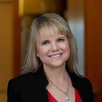 Marnie Nuttall, Chief Financial Officer