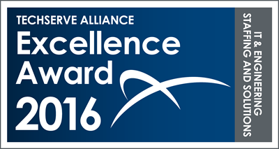 TechServe Alliance Excellence Award 2016