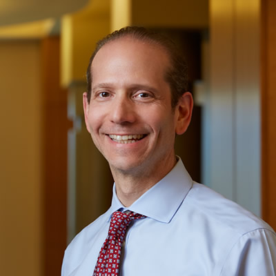 Michael Cohen, Senior Vice President of Service Delivery