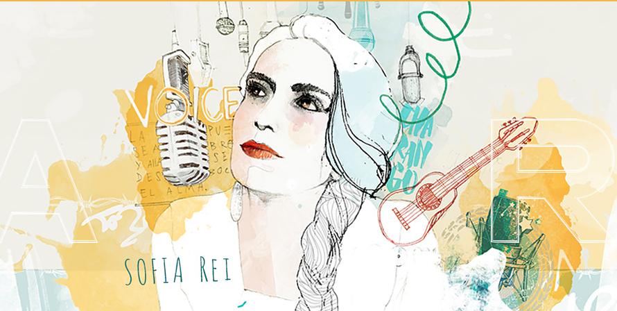 Ori-Gen CollectiveLive Stream SeriesA Concert with Sofía ReiThurs., July 2 @ 9:00 pm EST– Live on Facebook –