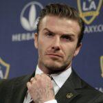 David Beckham Takes Stake in Electric Car Company Lunaz
