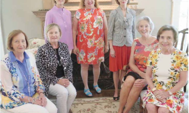 Talbot County Garden Club installs new officers