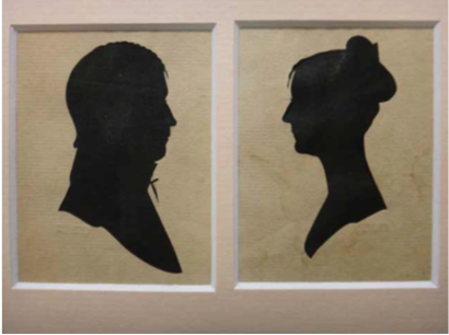 Silhouettes: Outlining history